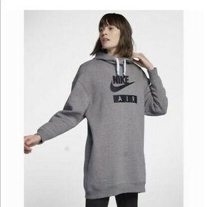 Nike Sportswear Women's Air Dress/long Hoodie